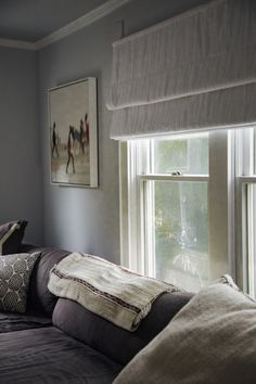 Custom, Stylish Cost-Friendly Linen Drapes and Shades from Barn & Willow - Remodelista