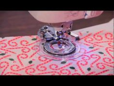 How to Use a Flower Stitch Foot - Sewing Parts Online Blog