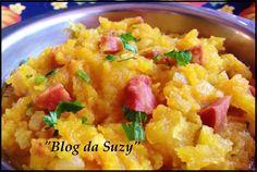 Blog da Suzy : Quibebe Simples da Suzy