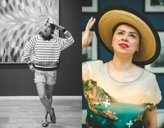 ANYTHING GOES: Ruby Slipper x The Human Chameleon http://iolanthegabrie.com/2015/06/15/anything-goes/