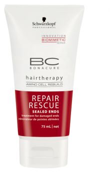 Schwarzkopf Professional BC Hairtherapy Repair Rescue Sealed Ends  split end therapy- LOVE this stuff!