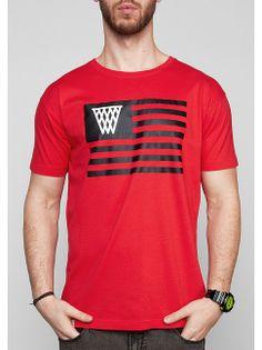 K1X T-Shirt NOH Flag red/black für 27,99 Euro bei SNIPES. Artikelnummer: 6037940