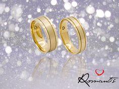 Está a pensar casar nesta época especial?! A Romantis sugere... // ALR2554A / ALR1997A