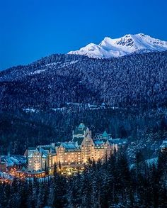 The Fairmont Chateau Whistler (Whistler, Canada) | Expedia