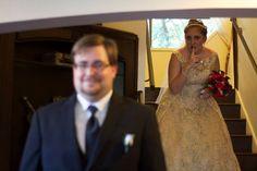 #firstlook #weddingphotoideas #offbeatbride #thesterlingcastle #offbeatwedding #castlewedding #fairytalewedding #southernwedding #alabamaweddingvenue