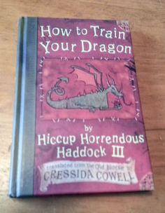 How to Train Your Dragon NEW by Cressida Cowell