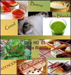 l dieta blanda