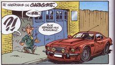 V8 Vantage - Garage Isidore