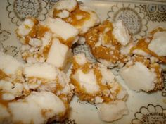 Mashed Potato Candy, a wonderful lady turned me on to this about 35 years ago, I miss her! Mashed Potato Candy, Mashed Potatoes, Pennsylvania Dutch Recipes, Peanut Butter Candy, Amish Recipes, Homemade Candies, Candy Recipes, Candy People, Sweet Tooth