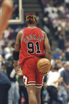 "Dennis Rodman • ""Taking My Ball & Going Home"" (Basketball Fondos)"