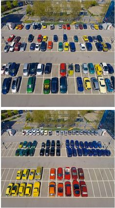 Car park attendant with OCD