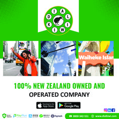 The biggest taxi company in NZ, Dialkiwi Taxis has the fleet, coverage, technology and skilled drivers to get you where you need to go quickly and efficiently. Book a ride today @ www.dialkiwi.com