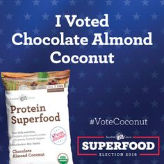 Superfood Election - Amazing Grass