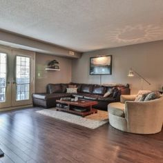 Bright & Spacious 2 Bedroom In The Desirable Headon Forest Neighbourhood In The Popular Forest Chase Complex. This Beautiful Unit. Cheap Roman Shades, Soaker Tub, Condos For Sale, Closet Space, Bathroom Renovations, The Neighbourhood, Master Bedroom, Couch, Living Room