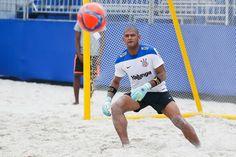 Times estão definidos para Mundialito de Clubes de futebol de areia. Confira #globoesporte