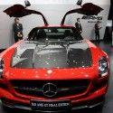 2013 Tokyo Motor Show Live – Mercedes-Benz SLS AMG GT Final Edition