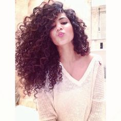 Luv the curls