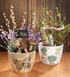 """Celebrating """"Floral Design Day"""" with Flowers and Fairies"""
