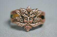 Greenman Ring 2 by Whickender.deviantart.com on @deviantART