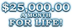 PCH Contest | Win $25,000.00 A Month For Life! Instant Win Sweepstakes, Online Sweepstakes, Money Sweepstakes, Win For Life, Publisher Clearing House, Congratulations To You, Winning Numbers, New Beginnings, First Names