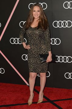 On retrouve la charmante Rachael Leigh Cook dans une jolie robe signée COREY by Corey Lynn Calter lors de la soirée Audi Golden Globes Weekend Celebration à Beverly Hills, le 9 janvier 2014.