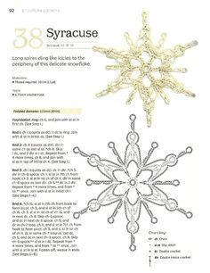 Crochet Snowflake Pattern, Crochet Stars, Christmas Crochet Patterns, Crochet Snowflakes, Doily Patterns, Thread Crochet, Crochet Patterns Amigurumi, Crochet Motif, Crochet Flowers
