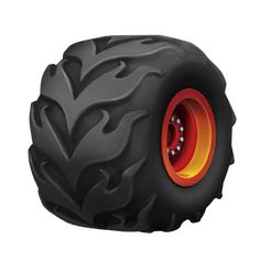Blaze and The Monster Machines Bolos Monster Truck, Festa Monster Truck, Monster Truck Birthday Cake, Monster Trucks, Monster Jam, Torta Blaze, Bolo Blaze, Blaze And The Monster Machines Cake, Blaze The Monster Machine