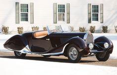 1937 Bugatti Type 57C Roadster