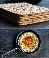 When Passover rolls around each spring, I'm always kind of shocked by how excited matzo makes me, and everyone around me. I mean, it's not supposed to make you excited. We Jews are supposed to eat these dry, flat, crackery...