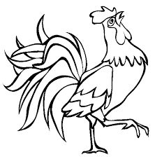rooster drawing tattoo - Google Search