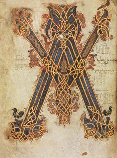 Visigoth Antiphonal (Catedral de León) g
