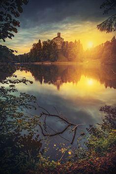 ...trakoscan castle XIV... by roblfc1892 on deviantART