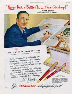 "karenh: "" Happy Birthday Walt Disney ""Walt Disney and the Gift of Art,"" reflections from The Walt Disney Family Museum on his artistic legacy (110th anniversary of Walt Disney's birthday of December 5th, 1901). """