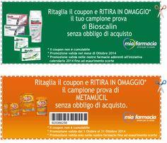 Bioscalin e Metamucil omaggio da MiaFarmacia - http://www.omaggiomania.com/campioni-omaggio/bioscalin-metamucil-omaggio-miafarmacia/