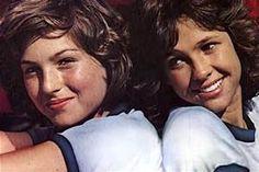 Tatum O'Neil & Kristy McNichol in Little Darlings