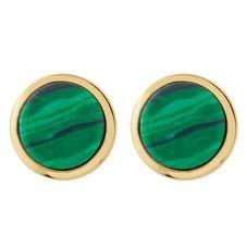 Clic Earrings - Green