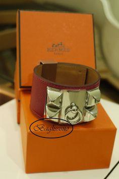 Hermès Collier De Chien Bracelet @ http://baglissimo.weebly.com/