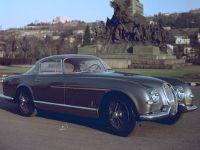 1952 Jaguar XK 120 by Pinin Farina in 1955