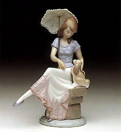 LLADRO - PICTURE PERFECT