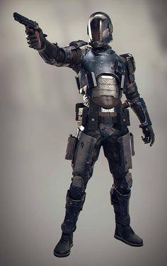 Future Soldier.