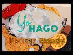 Video tutorial paso a paso Disfraz de Woody