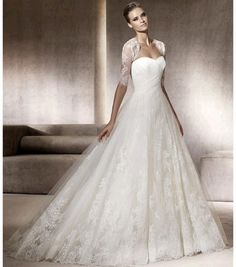 Pronovias pronovias pergola, $850 Size: 2 | Used Wedding Dresses