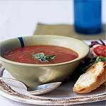 Tomato-Basil Soup Recipe | MyRecipes.com