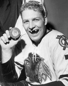Life's Perception & Inspiration: Hockey's Toothless Smiles Through the Decades