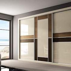 Modern Bedroom Wardrobe designs with images Wardrobe Laminate Design, Wardrobe Design Bedroom, Bedroom Bed Design, Bedroom Furniture Design, Modern Bedroom, Modern Wardrobe, Bedroom Designs, Hall Wardrobe, Master Bedroom