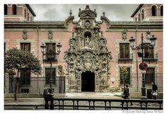 Antiguo Museo Municipal (#Madrid) - Foto de Juana María Ruiz