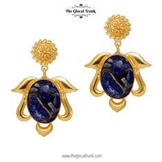 sapphire earring – Fanduoduo Jewelry   love