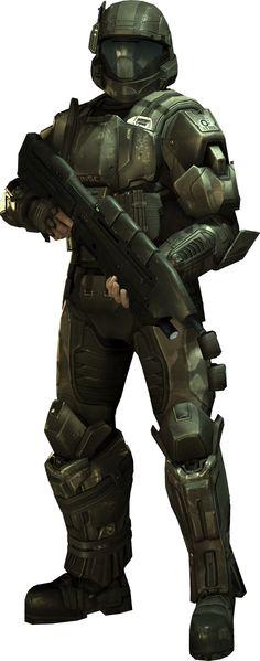 Halo 3 ODST Buck