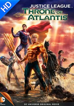 This thrilling animated sequel to Justice League: War dives deep into the fascinating origins of one of the Justice League's most enigmatic heroes: Aquaman. Young Arthur Curry has no idea that he is heir to the throne of the kingdom of Atlantis. When he learns of his true aquatic heritage, Arthur has some tough choices to make. But he doesn't have long to find his path in life: the Atlanteans are about to escalate a war with the surface world -- and only by joining with the mighty Justice…