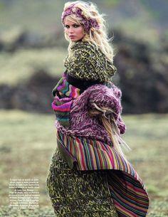 sexyqueen:  Natasha Poly for Vogue Paris